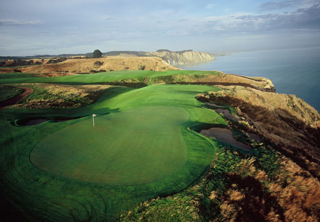 New Zealand Bucket List | Golf at Cape Kidnappers | Luxury New Zealand Travel | Ker Downey