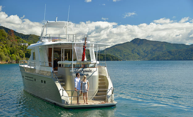 New Zealand Bucket List | MV Tarquin | Luxury New Zealand Travel | Ker Downey