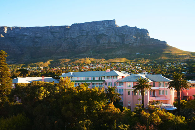 Cape Town Hotels | Belmond Mount Nelson Hotel | Luxury South Africa Travel | Ker Downey