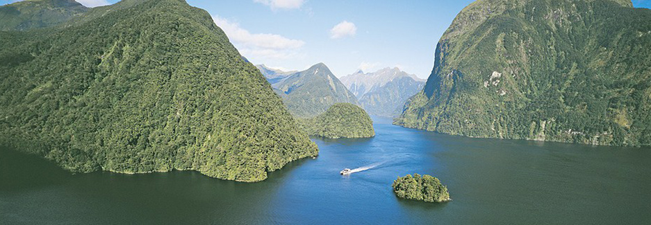 Fiordland Navigator | Doubtful Sound Cruise | New Zealand