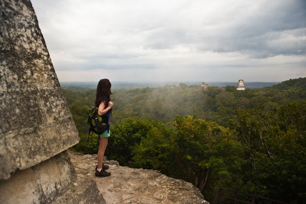 Guatemalan Food Tour | Tikal |Luxury Guatemala Travel | Ker Downey