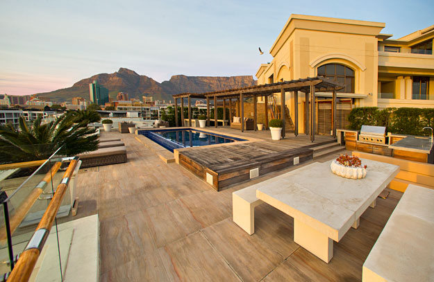South Africa Villas | Luxury South Africa | One Above Penthouse | Ker Downey