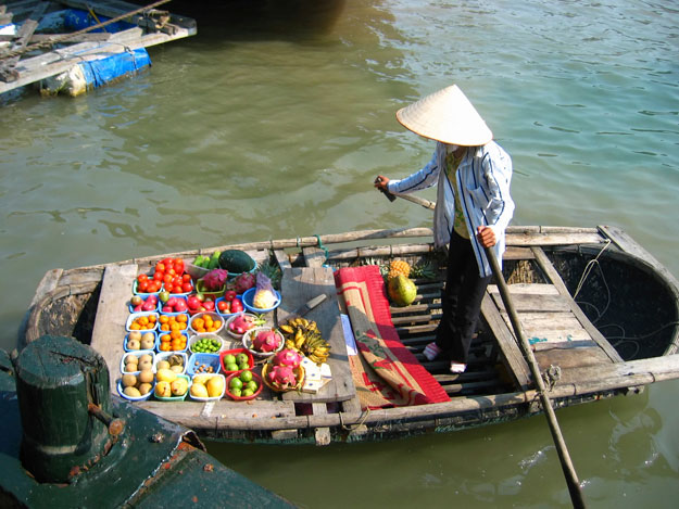 Southeast Asia Luxury Travel | Ker Downey | Cai Be Floating Market | Vietnam