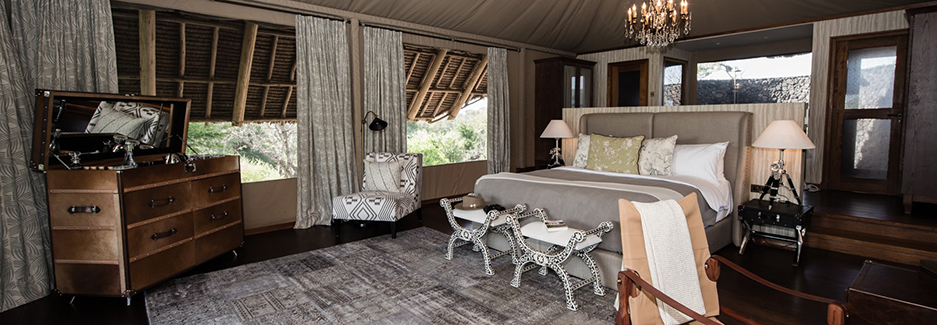 Finch Hattons | Kenya Luxury Safari | Tsavo Tented Camp
