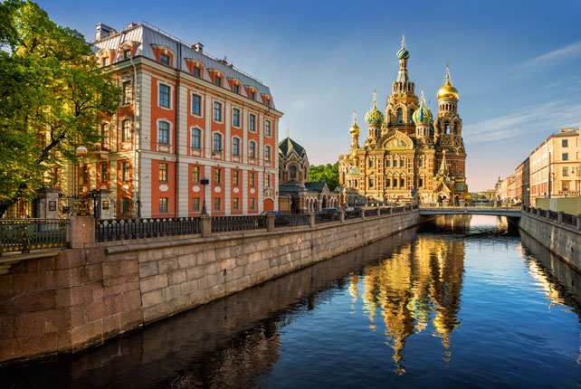 Last Minute Trip | Luxury Russia Travel | St. Petersburg | Ker Downey