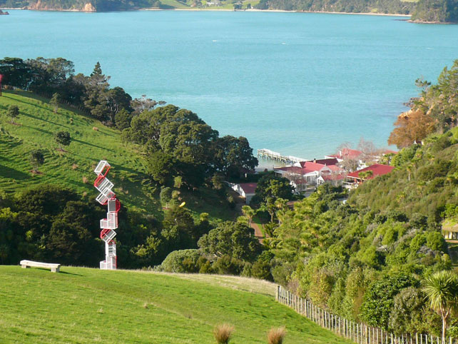 Waiheke Island a Top 10 Destination for 2016