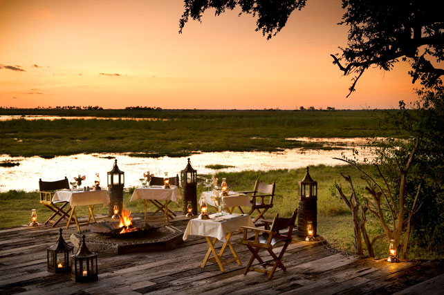 Best Safari in Africa | Luxury Botswana Safari | Zarafa Camp | Ker Downey
