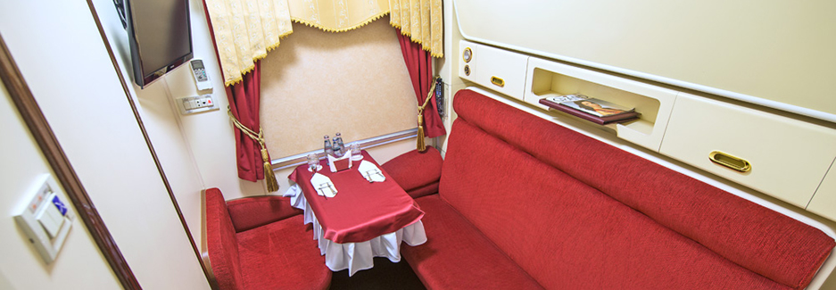 Grand Express Train | Moscow St Petersburg | Russian Trains