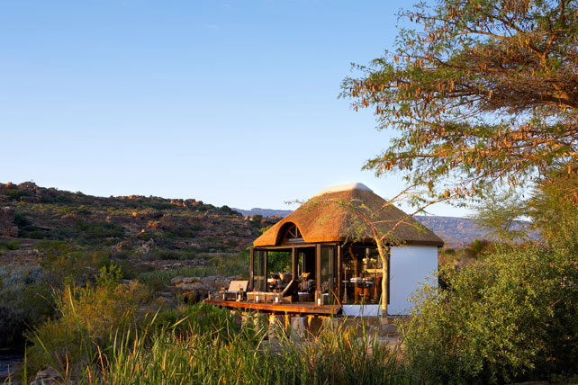 Safari Spa | Luxury South Africa Safari | Bushmans Kloof | Ker Downey