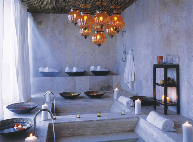 The Best Safari Spa in Africa
