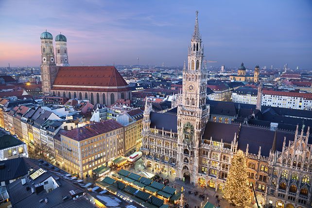 2016 Top Travel Destinations | Luxury Travel | Germany Christmas Markets | Ker Downey