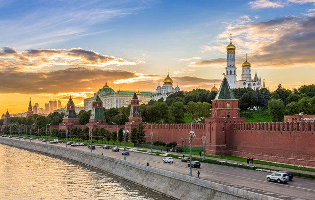 Best Places to Travel in July | Luxury Moscow Travel | Ker Downey