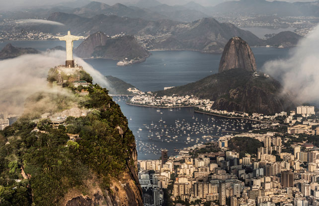 Next Stop: The Brazil Summer Olympics in Rio