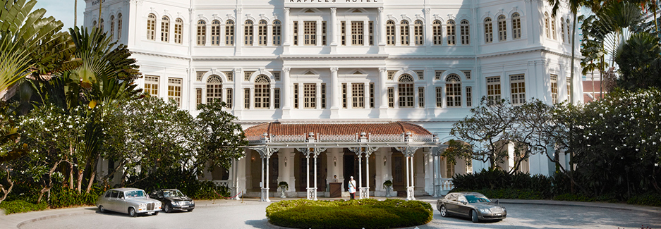 Raffles Hotel Singapore | Luxury Singapore | Ker & Downey