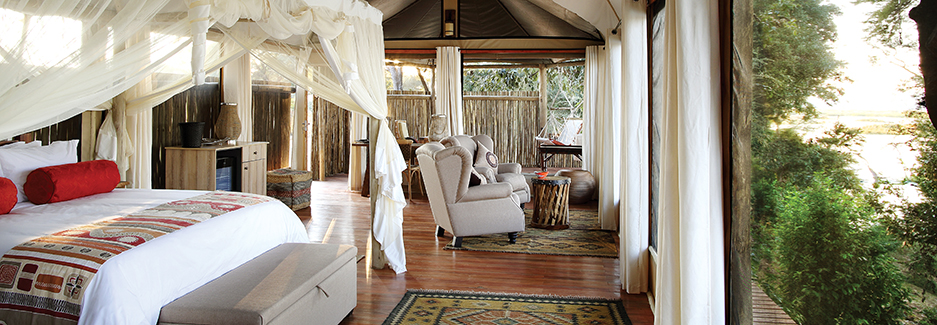 Amanzi Bush Camp - Luxury Zambia - Ker & Downey