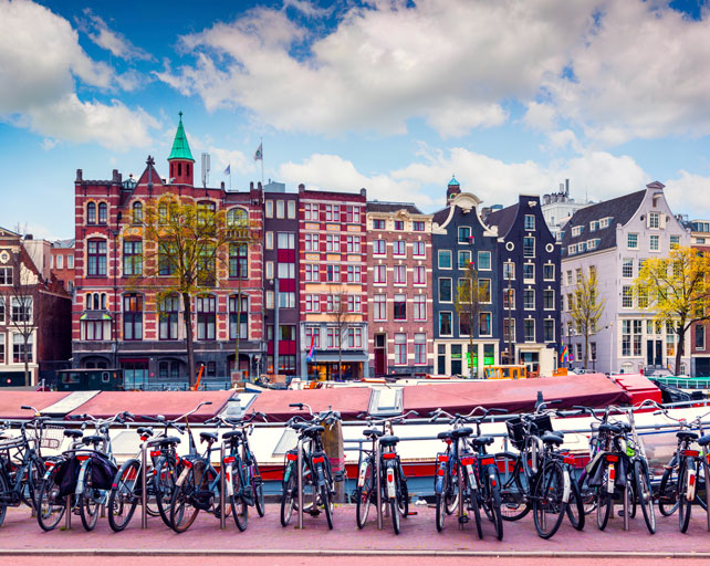 Best Places to Travel in August | Luxury Netherlands Travel | Ker Downey