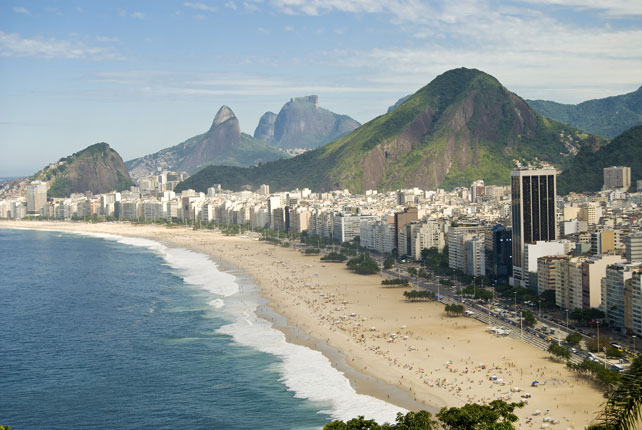 Top Things to do in Brazil | Luxury Brazil Travel Guide | Copacabana Beach | Ker Downey