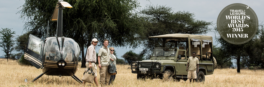 Travel + Leisure's World's Best Awards Survey | Top Safari Outfitter | Ker Downey