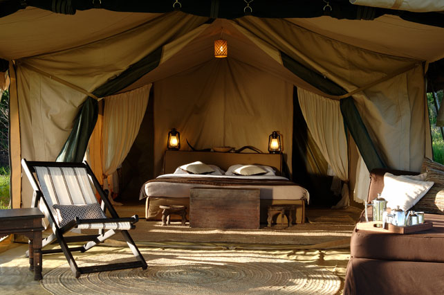 Serengeti Safaris | Luxury Tanzania Safari | Dunia Camp | Ker Downey