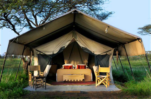 Serengeti Safaris | Luxury Tanzania Safari | Ubuntu Camp | Ker Downey