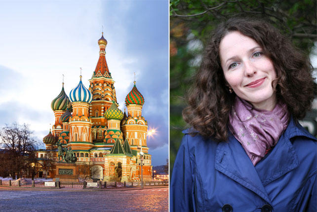 Natalia Frolova | Female Guide in Moscow, Russia