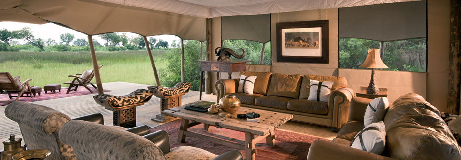 Duba Expedition Camp - Duba Concession - Luxury Safari - Ker Downey
