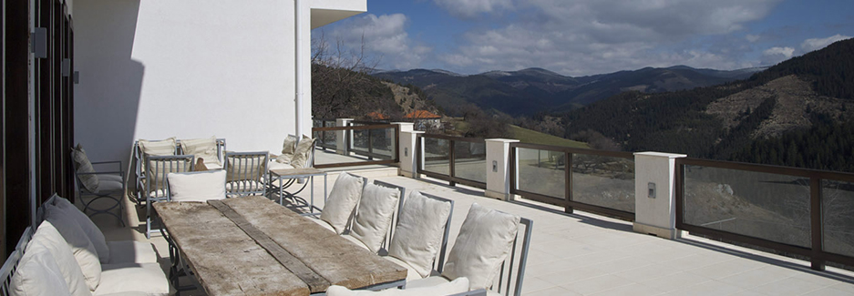 Villa Gella - Luxury Bulgaria - Rhodope Mountains - Gela - Ker Downey