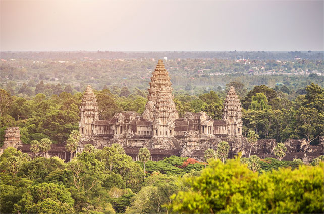 Angkor Wat | UNESCO World Heritage Sites | Cambodia Travel | Ker Downey