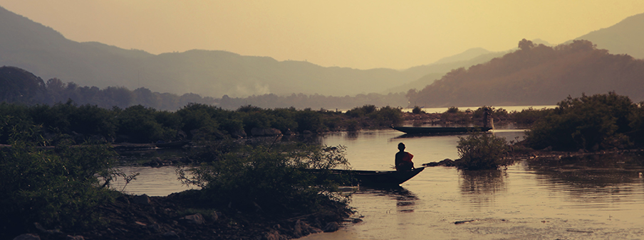 Asia Luxury Tours with Ker & Downey - Custom Luxury Travel - Laos Mekong River