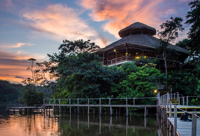 Our Top Eco-Friendly Lodges Around the World