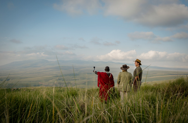 The Highlands Ngorongoro | Luxury Tanzania Safari | Ker Downey