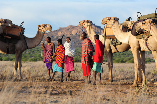 Luxury Kenya Walking Safari | Ker Downey