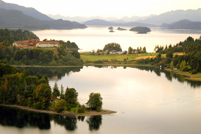 Luxury Sailing Trips - Bariloche, Argentina - Ker Downey
