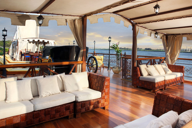 Luxury Sailing Trips - Nile River, Egypt - Ker Downey