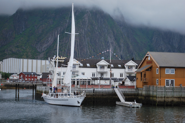 Luxury Sailing Trips - Norway - Ker Downey