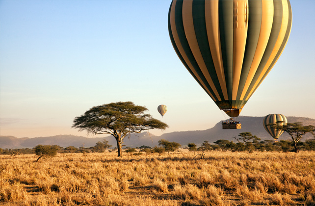 Tanzania Fly-In Safari - Tanzania Luxury Safari - Ker Downey