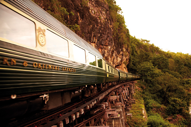 Luxury Train Journeys - Eastern & Oriental - Ker Downey