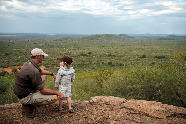 Safari with a two year old - luxury safari - Madikwe - Ker Downey