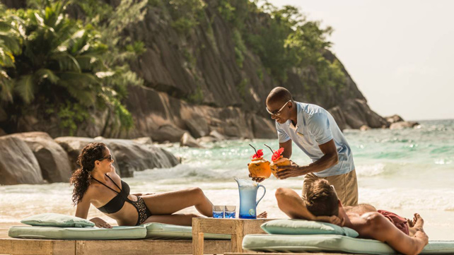 Fly and Flop - Luxury Beach Trip - Four Seasons Seychelles - Ker Downey