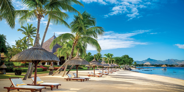 Fly and Flop - Luxury Beach Trip - Oberoi Mauritius - Ker Downey