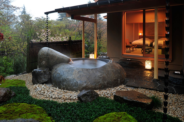 Luxury Ryokans - Luxury Japan Travel - Gora Kadan - Ker Downey