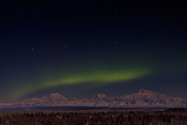 Best Destinations for Stargazing - Luxury Alaska Travel - Ker Downey