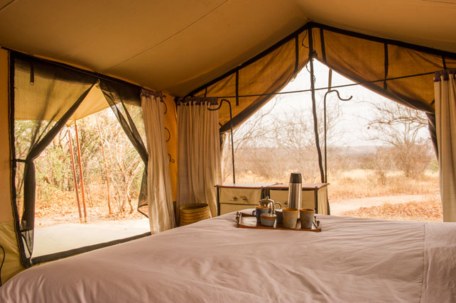 Kwihala Camp - Luxury Tanzania Safari - Ker Downey