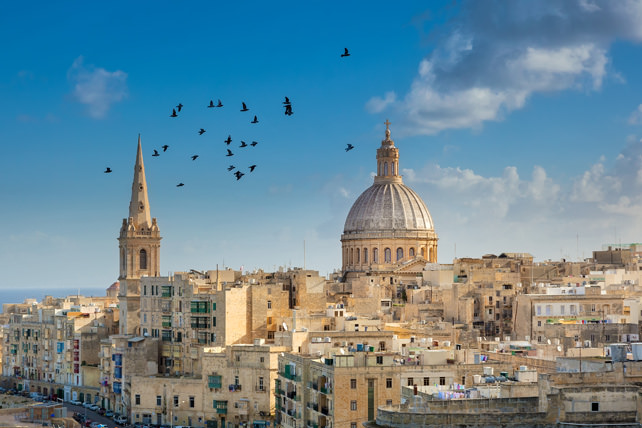 Best Places to travel in 2017 - Luxury Travel - Malta - Ker Downey