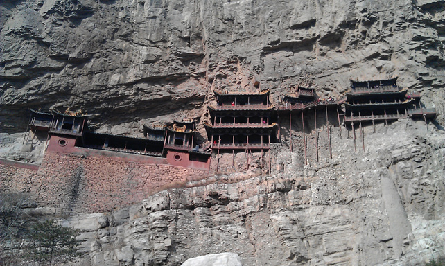 Under the Radar Asian Temples - Luxury Asia Travel - Hanging Temple, China - Ker Downey