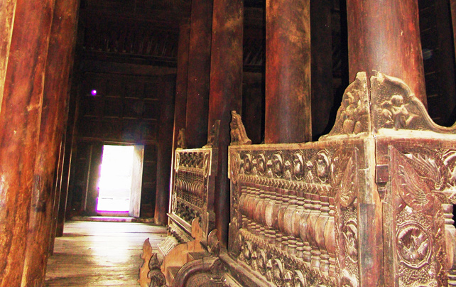 Under the Radar Asian Temples - Luxury Asia Travel - Myanmar - Ker Downey