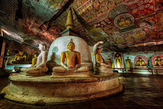 Under the Radar Asian Temples - Luxury Asia Travel - Sri Lanka - Ker Downey