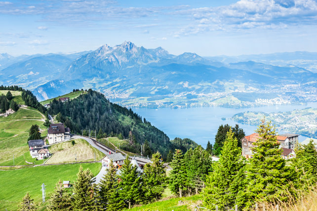 Best Places to Unplug with Family - Luxury Family Travel - Ker Downey - Switzerland