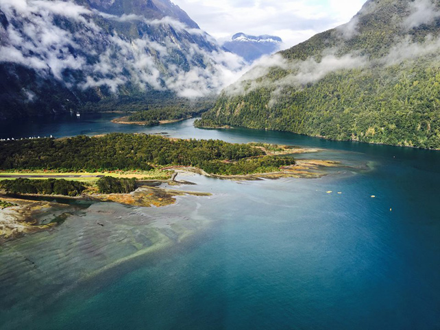 New Zealand Helicopter Tour - Luxury Adventure Travel - Ker Downey