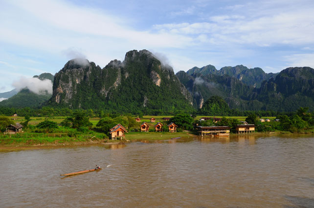 Luxury Solo Travel - Laos - Ker Downey